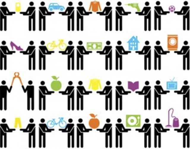 Foto consumo responsable mercado social